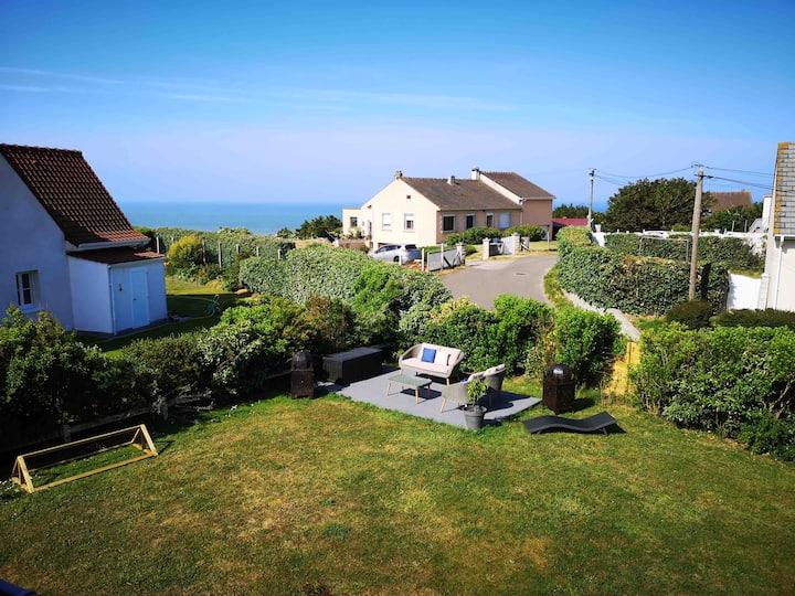 Belle maison avec jardin Vue mer  Belle prestation