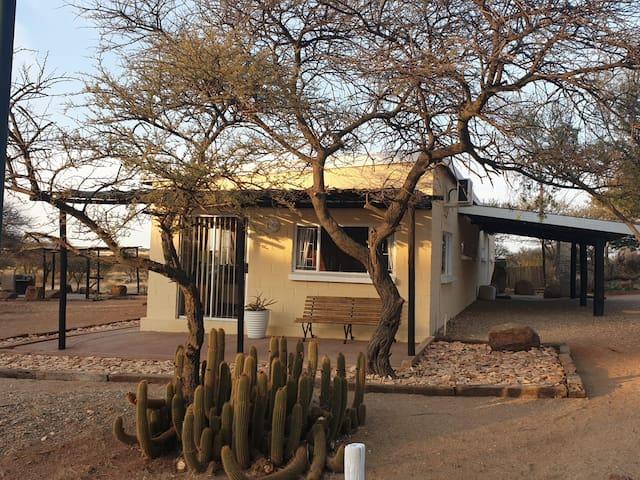 Marrick Safari: Country Cottage