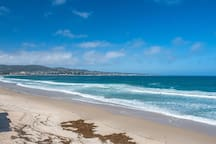 South view from YOUR vacation home! Llooking out to downtown Monterey, Fisherman's Wharf, and world famous Cannery Row.