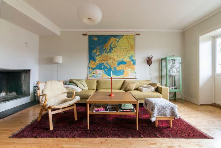 Cozy Norwegian apt in the city centre - Oslo - Apartment