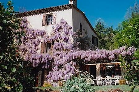 200 year-old Provencal dream house - Bargemon
