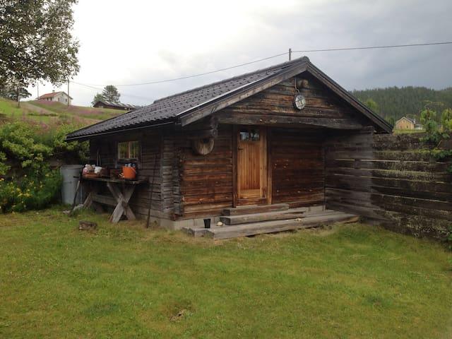 Cabin, sleeps two people