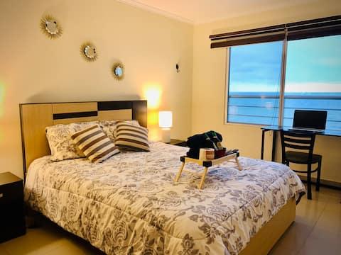 Suite Master con Vista al Mar PLAYAS