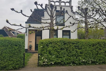 Upstairs apartment in Central Uitgeest