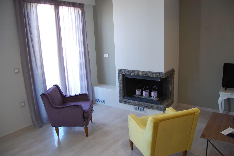 """PANOREA & ILIAS""  newly built modern apartment"