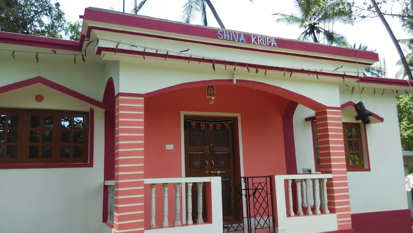 Unique house with  scenic  beauty. - Arambol - Hus