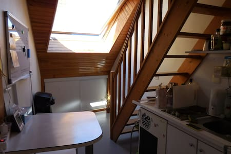 Little Nest in Rennes's heart - near Republique - Apartment