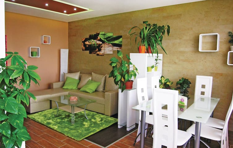 Holiday apartment with 2 bedrooms on 71m² in Balatonfüred