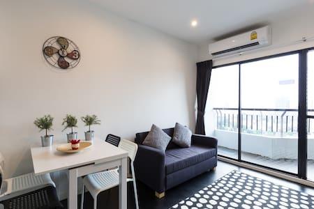 1+BATH PLATINUM MALL CENTRALWORLD SIAM MBK BTS GD3 - Bangkok - Apartment