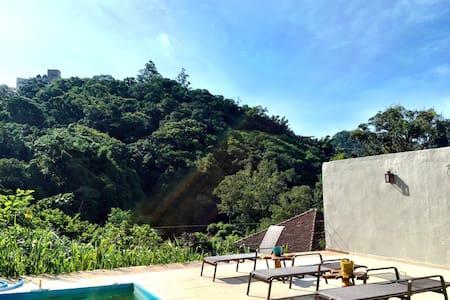 Quarto Lindo Area Verde no Cristo - Rio de Janeiro - House