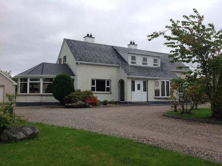 Cloncha House, Culdaff