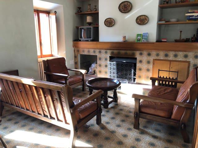 Casa a Roccaraso - sci, neve e caminetto