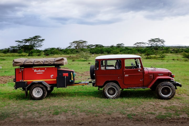 Bushman Safari Trailer