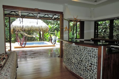 Casa Escondido-Private Jungle Hideaway - Huis