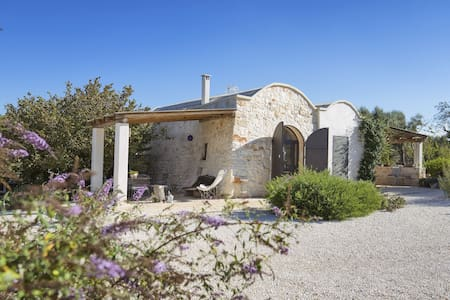 """Old stone """"Guesthouse Agnello""""  with infinity pool"""