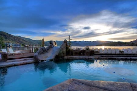 Grandview One Bedroom Ground Floor - Chelan - Condominium