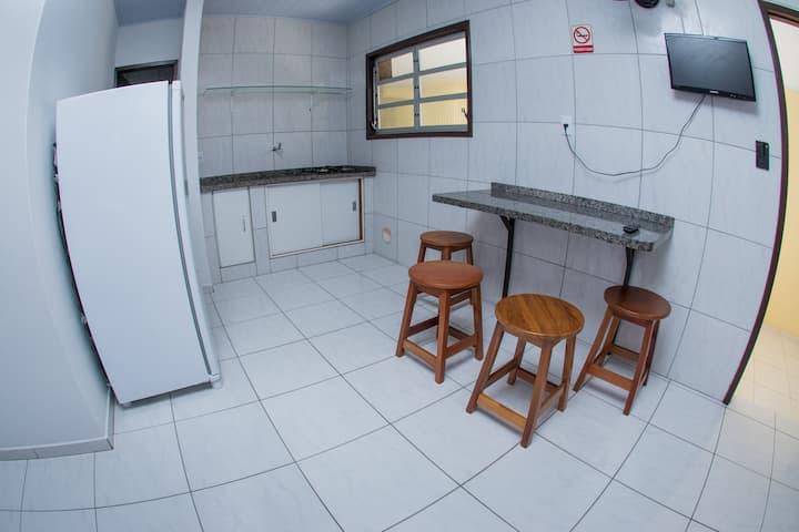 Apartamento com Sacada B