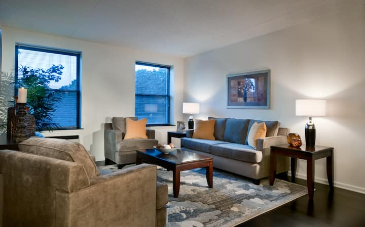 Everything you need | 2BR in Morristown