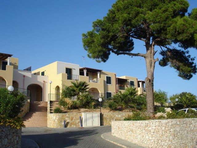 Villino Porto Miggiano - Santa Cesarea Terme - Hus