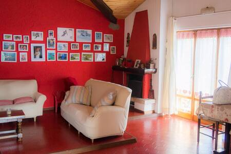 Splendido appartamento spazioso e accogliente!
