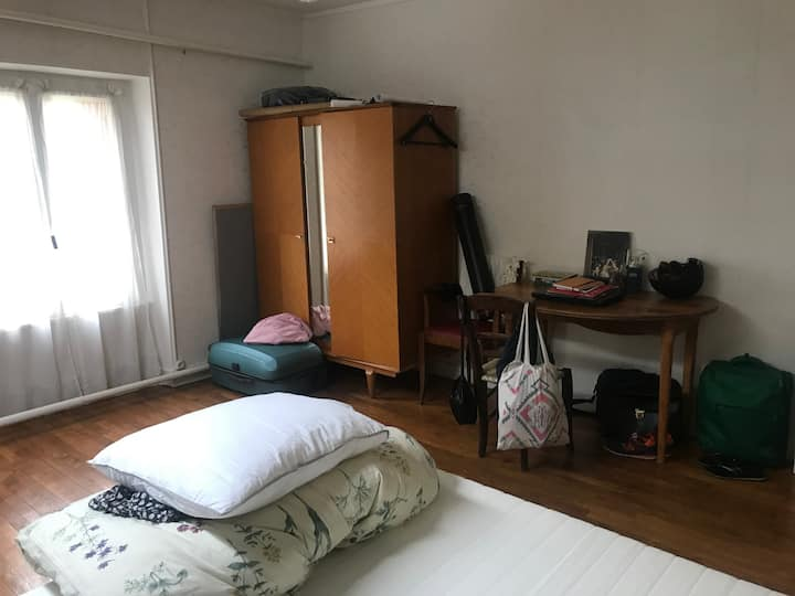 Chambre de 15 m2 en colocation dans maison