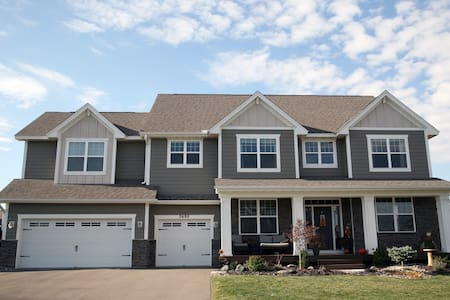 4 bedroom home 5 min to Ryder Cup - Chaska