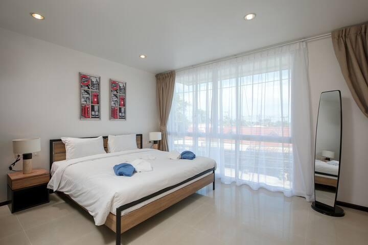 Nice Tropiclook Suites Aparts 1BR