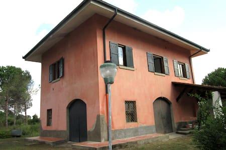 casa nel verde a 2 passi dal mare - Giannella - Lägenhet