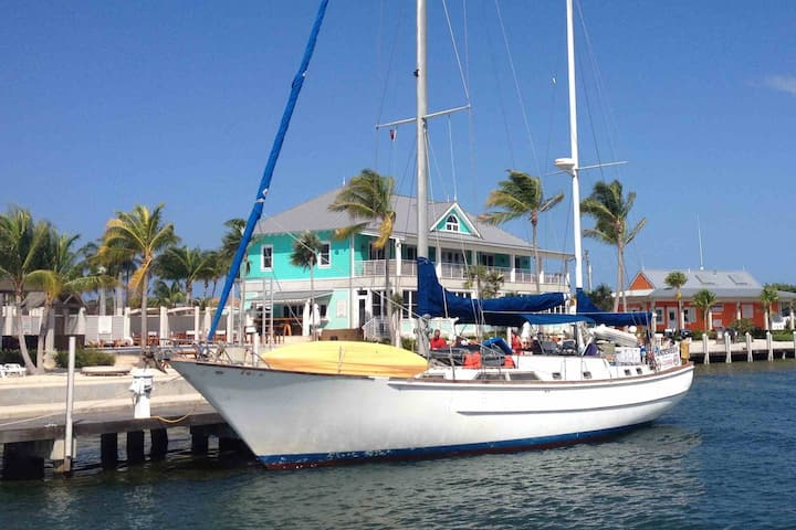 Caneel Bay 60' Sailboat Starbd 2 Bed Private Cabin