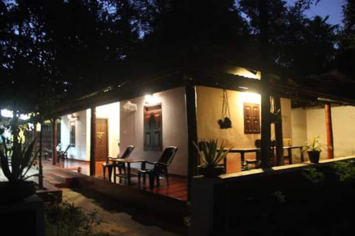Marari  Gowri orchid room