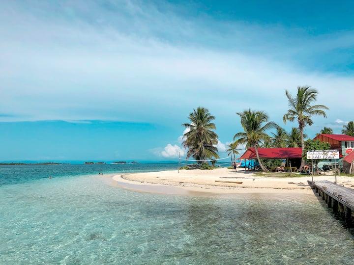 Alojamiento en Cabañas Dad Igwa, San Blas Islands