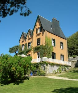 Villa familiale de charme au centre d'Etretat - Étretat - วิลล่า