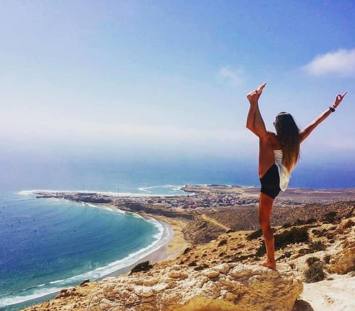 All Inclusive Mirage Surf & Yoga Camp Morocco