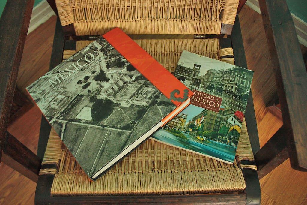Publicaciones sobre la ciudad