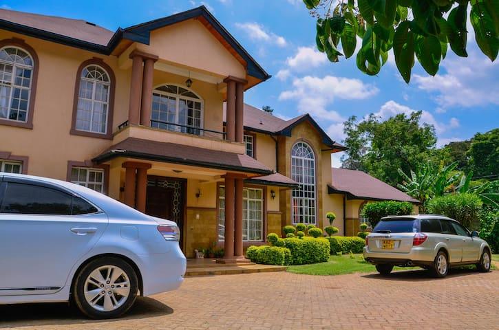 GeoMara Private Estate - Miotoni Heights Karen