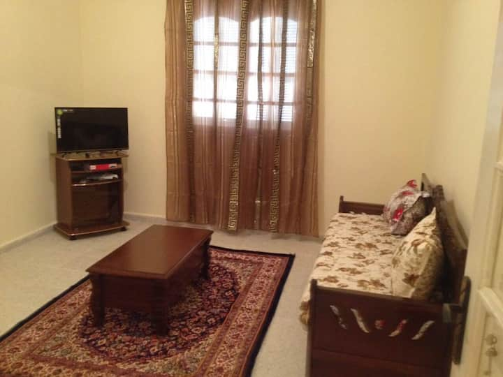 Newly built apartment F3 / two bedroom