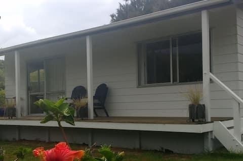 """Te Whare Kuukupa """"the pigeon house"""""""
