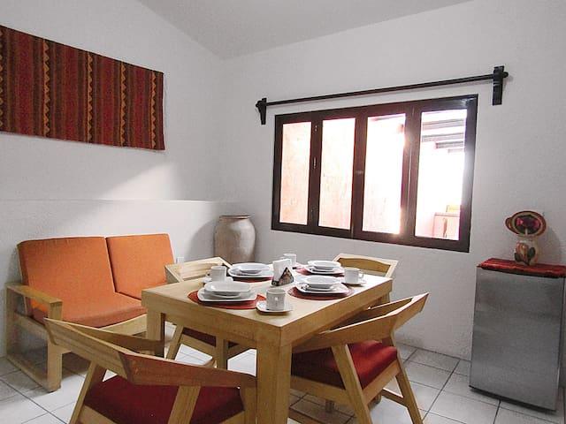 Hermoso departamento en el centro de Oaxaca
