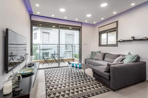 Frishman area - Very nice 1 BR apartment