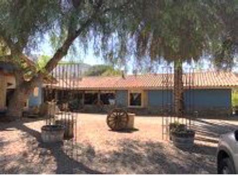 Histórica Casa de Campo en Chacabuco