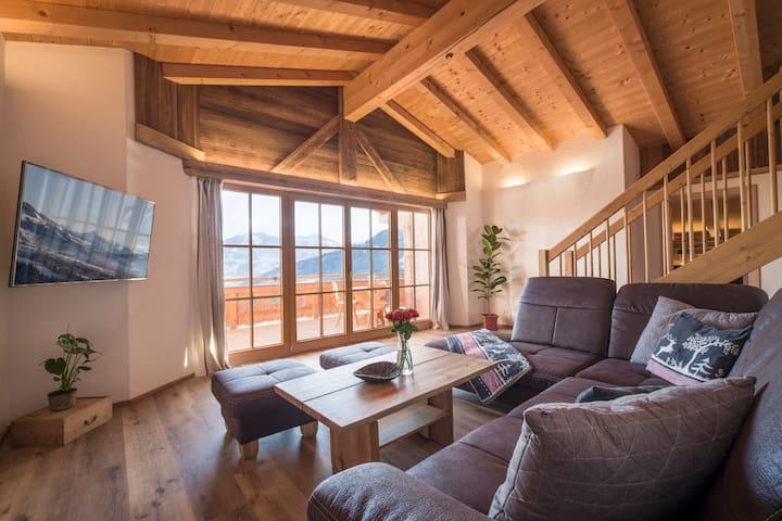Luxus Apartment mit einzigartiger Aussicht!