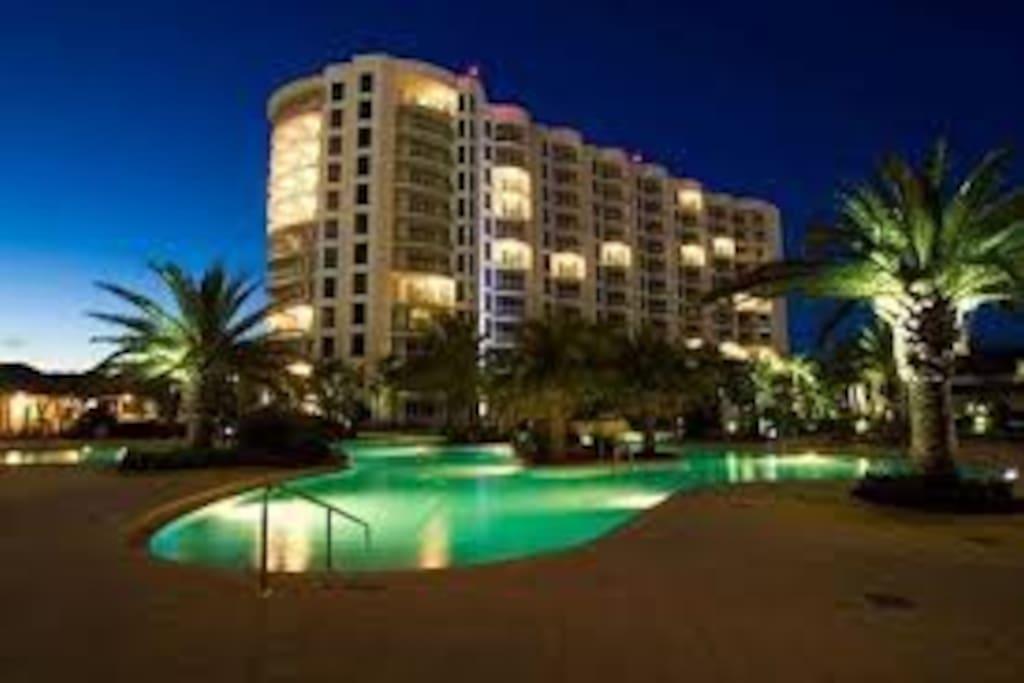 Relaxing Resort In Destin Condominiums For Rent In