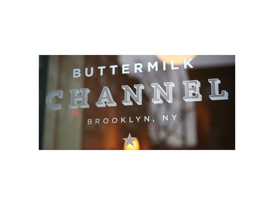 Photo of Buttermilk Channel