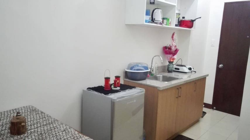 Condo Unit Good For 5 - MOLDEX Residences - 碧瑤 - 公寓