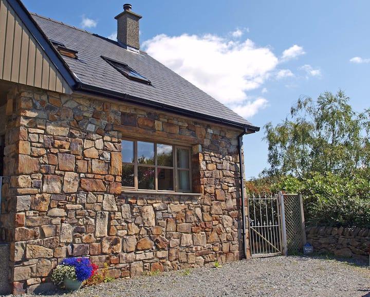 Cottage, Snowdonia mountainside