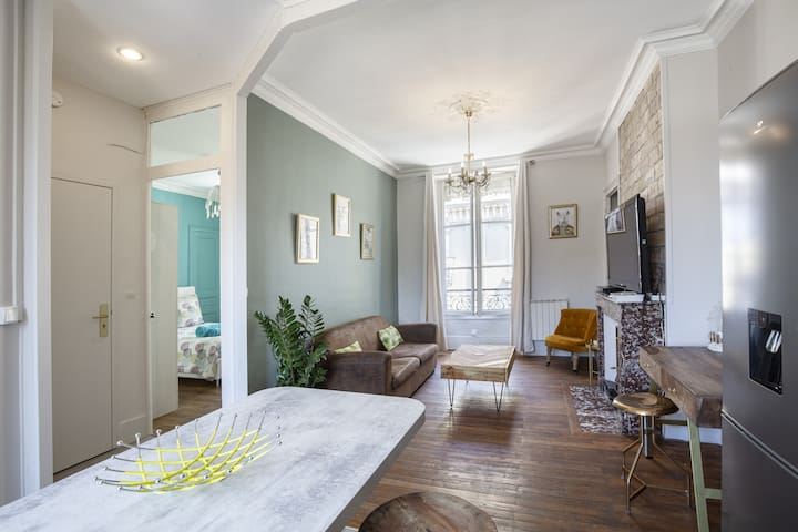 RENOVATED FLAT GRENOBLE DOWNTOWN