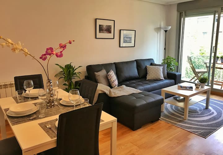 Hermoso Apartamento La Orquidea, ideal para 2-6p