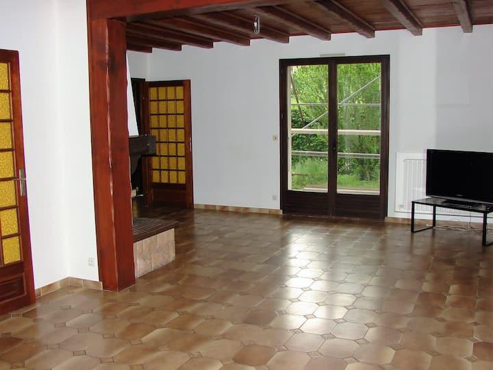 Maison des templiers chambre 1