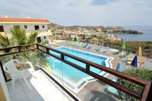 Pennystella charming sea view apartment No 2