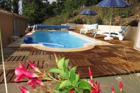 Paradis pour les amoureux de la nature  U CASTAGNU - Cambia